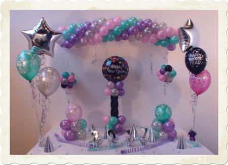 silvesterdeko ballons luftballons ballongas helium und luftballongas. Black Bedroom Furniture Sets. Home Design Ideas